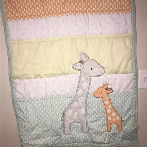 Infant bed spread